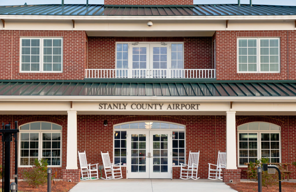 Stanly County Airport Terminal